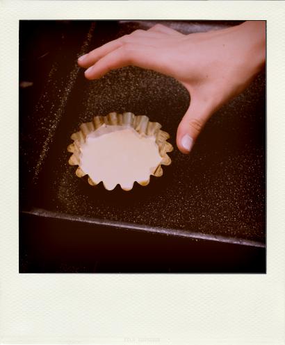 cupcakes polaroid