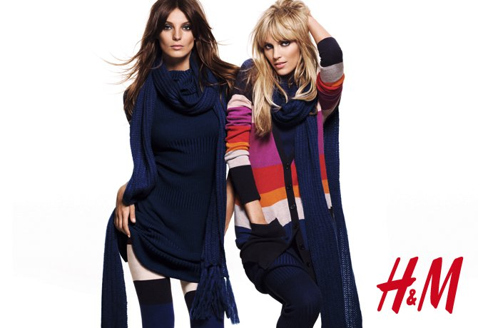 H&M get warm