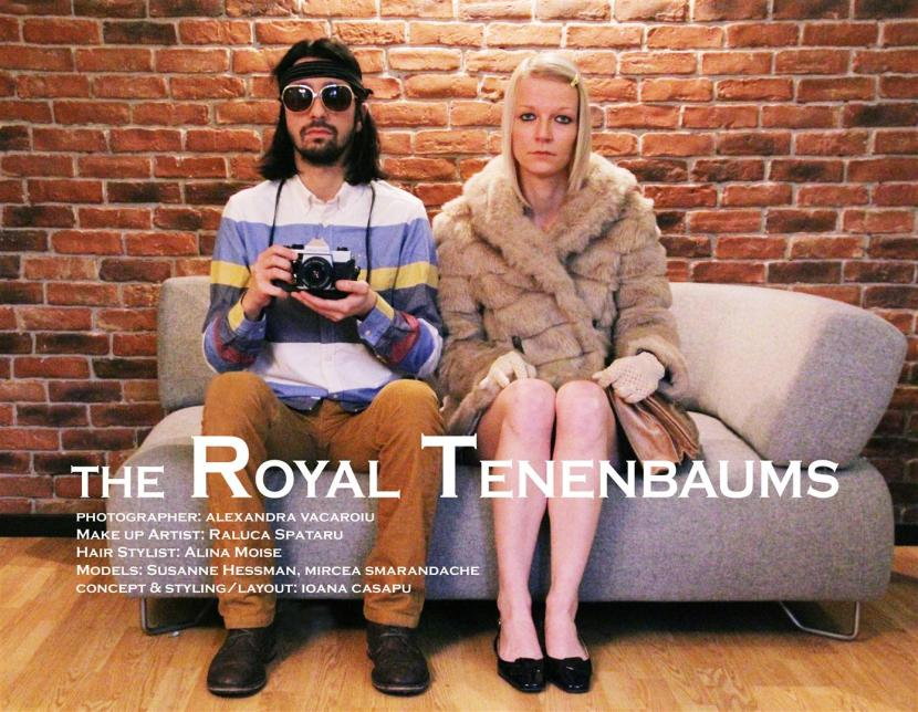 the royal tenenbaums ioana casapu alexandra vacaroiu